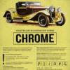 Средство для бесконтактной мойки автомобилей - CHROMЕ