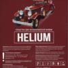 Средство для бесконтактной мойки автомобилей HELIUM