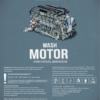 Средство для мойки двигателя MOTOR