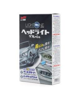 Купить покрытие для фар и прозрачного пластика Light One, 50+8 мл