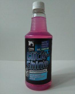 Купить полироль Click-Shine быстрое кварцевое покрытие для автомобилей